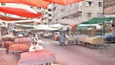 کراچی:کرونا وائرس ،میئر کراچی وسیم اختر نے بچت بازار بند کر نے کے احکامات جاری کردیے