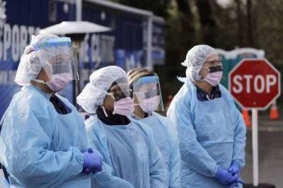 امریکا میں کرونا وائرس سے ہلاک ہونے والے افراد کی تعداد 100 ہوگئی۔