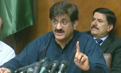 وزیراعلیٰ سندھ کی دیہی علاقوں میں 10 لاکھ صابن مہیا کرنے کی ہدایت