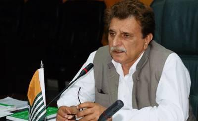 کروناوائرس: وزیر اعظم آزادکشمیر نے20 مارچ سے پبلک ٹرانسپورٹ معطل کردی۔