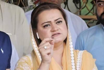 وزیراعظم عمران خان نے قوم سے خطاب میں صرف جھوٹ بولا ہے۔ مریم اورنگزیب