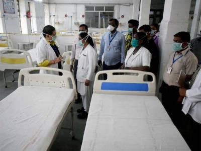 کورونا وائرس کا اگلا گڑھ بھارت ہوسکتا ہے۔ انڈیا کونسل آف میڈیکل ریسرچ