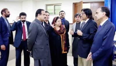 وزیرصحت پنجاب کی زیرصدارت محکمہ سپیشلائزڈہیلتھ کئیراینڈمیڈیکل ایجوکیشن میں اجلاس