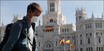 کرونا وائرس: اسپین میں مریضوں کی تعداد 14ہزار سے تجاوز کرگئی