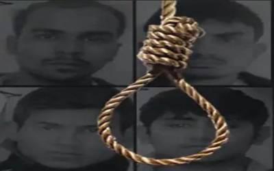 بھارت اجتماعی جنسی زیادتی قتل کیس: 4 مجرموں کو پھانسی دے دی گئی