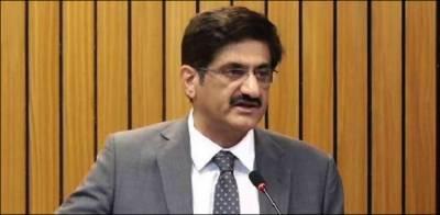 کرونا وائرس، بزرگ شہری نے وزیراعلیٰ سندھ کو 10 لاکھ روپے عطیہ کردئیے