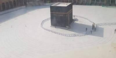 مسجد حرام کے تمام ذیلی دروازے بند رکھنے کی ہدایت