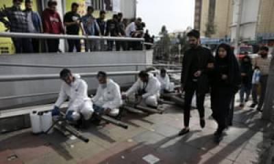 ایران میں کروناوائرس کے متاثرین کی تعداد 52 ہزار سےزیادہ ہے۔ ایرانی عہدیدار