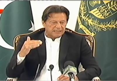 وزیراعظم عمران خان نے کورونا کے باعث معاشی پیکج کا اعلان کردیا