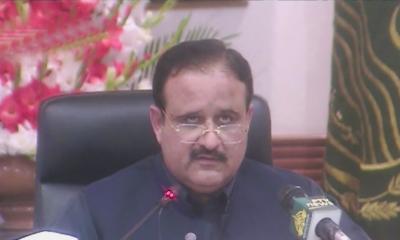 وزیراعلیٰ پنجاب اور کابینہ کا چیف منسٹر فنڈبرائے کورونا کنٹرول کیلئے ایک ایک ماہ کی تنخواہ دینے کا اعلان