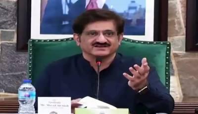 کروناوائرس: وزیراعلیٰ سندھ نے آئی جی سندھ کو سخت احکامات جاری کردیئے۔