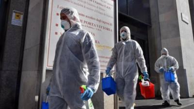 کرونا وباء: یورپی ممالک میں اب تک دو لاکھ سے زیادہ افراد متاثر