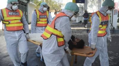 کورونا، چین نے امدادی سامان گلگت بلتستان حکومت کے حوالے کردیا