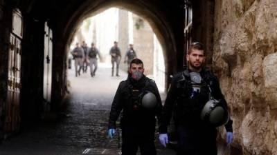 اسرائیلی حکومت نے کرونا وائرس کو پھیلنے سے روکنے کے لیے جنگی بنکر کو کھول دیا۔