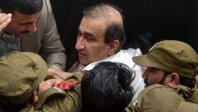میر شکیل الرحمن کے جسمانی ریمانڈ کا تحریری فیصلہ جاری