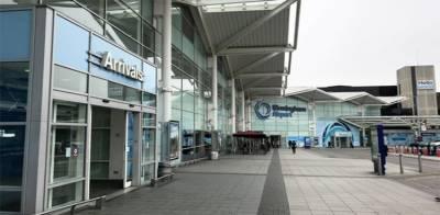 کورونا وائرس؛ برمنگھم ایئرپورٹ مردہ خانہ میں تبدیل