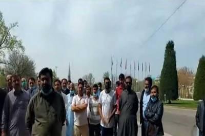 تھائی ایئر کا تھائی لینڈ کا ویزہ رکھنے والے پاکستانیوں کو لانے سے انکار