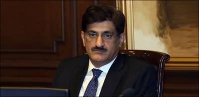 کرونا کے خلاف عوام کا ساتھ ہی سب سے بڑی نعمت اور دولت ہے، وزیراعلیٰ سندھ