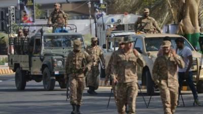 پاک فوج کوروناوائرس سے بچائو کیلئے وفاقی اور صوبائی انتظامیہ کی معاونت کر رہی ہے