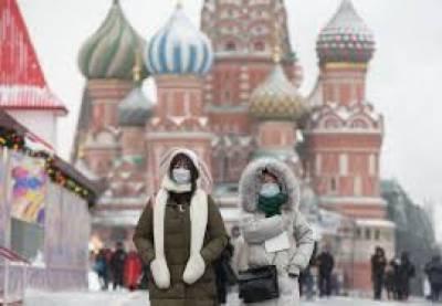 روس کے دارالحکومت ماسکو میں کرونا وائرس کا ایک نیا حملہ،لوگ نکل مکانی کرنے لگے۔