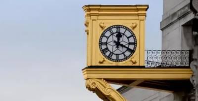 یورپ میں گھڑیاں ایک گھنٹہ آگے کر دی گئیں