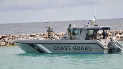 کراچی:پاکستان کوسٹ گارڈز ساحلی علاقوں میں کورونا کے خلاف میدان میں