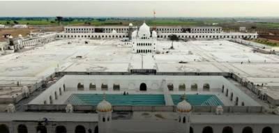 حکومت نےکرتارپورصاحب گوردوارہ میں پاکستانی سیاحوں کےداخلےپر پابندی میں مزیددوہفتوں کی توسیع کردی