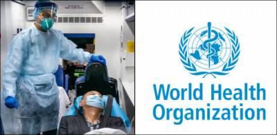 ایشیا میں کورونا وائرس کی وبا کا خاتمہ ،عالمی ادارہ صحت نے خبردار کردیا