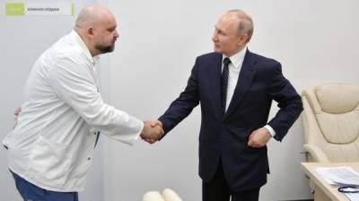 روسی صدر سے مصافحہ کرنے والے ڈاکٹر کرونا وائرس کا شکار