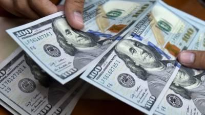 کراچی:انٹر بینک مارکیٹ میں ڈالر کی قیمت میں 40 پیسے کمی