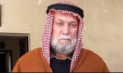 الشیخ عمر البرغوثی کو اسرائیلی عدالت سے انتظامی قید کی سزا