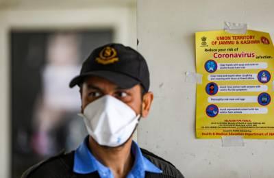 کورونا وائرس:مقبوضہ کشمیر میں مزید 7 کیسز مثبت،کل تعداد 62 ہوگئی