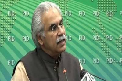 پاکستان میں کورونا وائرس کے کیسز کی تعداد 2ہزار 291 ہے: ڈاکٹر ظفر مرزا