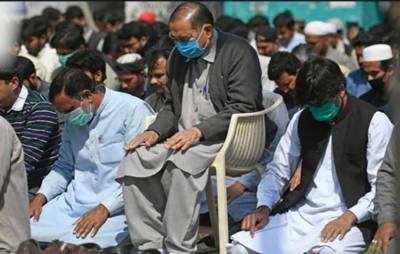 سندھ میں نماز جمعہ کے اجتماعات پر مکمل پابندی، 12 سے 3 تمام سرگرمیاں معطل