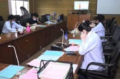 لاہور یونیورسٹی میں ٹیلی میڈیسن کی سہولت شروع