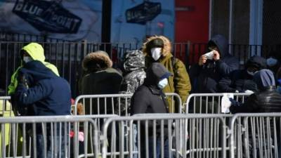 امریکہ:کوروناوائرس کے باعث گزشتہ24 گھنٹوں کے دوران تقریباً 1500اموات