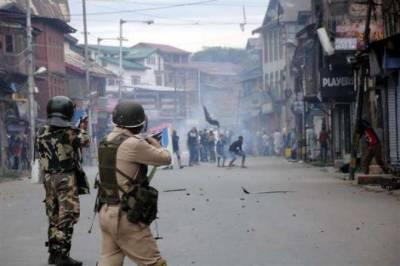 مقبوضہ کشمیر : بھارتی دہشتگردی عروج پر، 4نوجوانوں کو شہیدکردیا