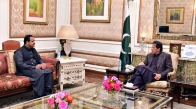 وزیراعظم کی کورونا کی مہلک وبا کیخلاف پنجاب حکومت کے انتظامات کی تعریف