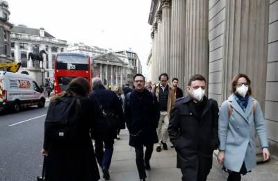 برطانیہ میں مسلسل تباہی پھیلانے والے کرونا وائرس کا زور ٹوٹنا شروع