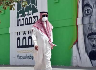 ریاض: سعودی عرب میں کورونا کے کیسز 2 لاکھ تک جانے کا خدشہ