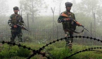 کھوئی رٹہ سیکٹر لائن آف کنٹرول پر بلا اشتعال فائرنگ اور گولہ باری
