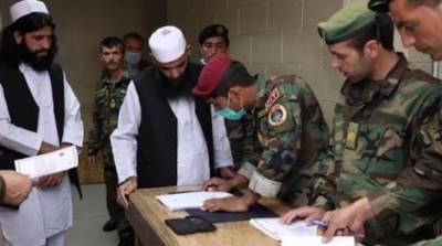 افغانستان میں حکومت نے ایک سو طالبان قیدی رہا کر دیئے ہیں