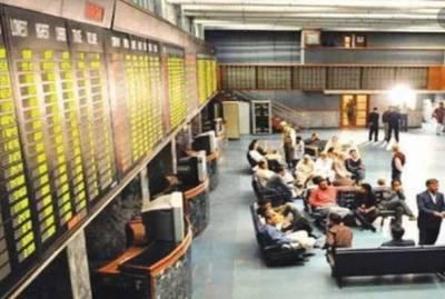کراچی:پاکستان اسٹاک مارکیٹ میں 756 پوائنٹس کا اضافہ