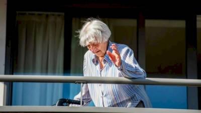 ہالینڈ کی 107 سالہ بزرگ خاتون نے کرونا کو شکست دے دی