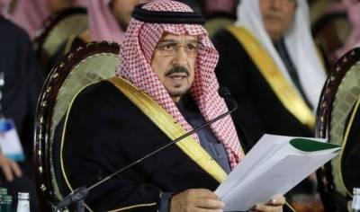 کورونا وائرس نے سعودی شاہی خاندان کو بھی اپنی لپیٹ میں لے لیا