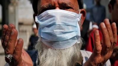 پاکستان میں کروناوائرس کے باعث ہلاکتوں کی تعداد 77 ، نئے کیسز کی تعداد 4892 تک پہنچ گئی۔