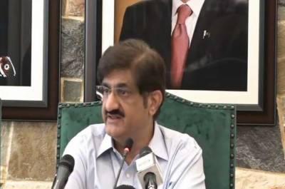 سخت پریشان ہوں صورتحال کہاں جارہی ہے: مراد علی شاہ