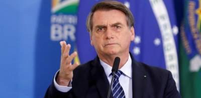 برازیل کے صدر نے احتیاطی تدبیر کی دھجیاں بکھیر دیں
