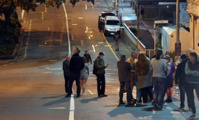 ویلنگٹن :نیوزی لینڈ میں زلزلے کے شدید جھٹکے