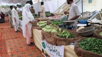 کورونا: رمضان بازار لگانے کے لیے خصوصی انتظامات کرنے کا فیصلہ